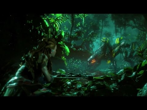 Horizon Zero Dawn: IGN Live Reacts