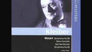 """Mozart - Symphony No.36 """"Linz"""" - III. Menuetto-Trio"""