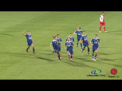 Linglong Tire Super liga 2019/20 - 9.Kolo: VOJVODINA – VOŽDOVAC 1:2 (0:0)