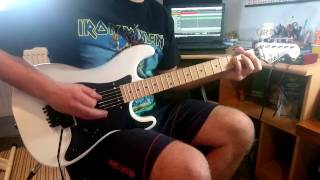 """Iron Maiden - """"Be Quick or Be Dead"""" cover"""