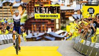 Best Moments of l'Étape du Tour de France 2019