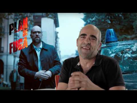 Plan de Fuga - Featurette Luis Tosar - HD