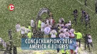 ¿Otra vez Tigres contra América?
