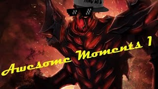 DOTA 2 Awesome Moments 1