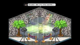 We are the World 25 for Haiti 2010 - Music Video HD - Habbo