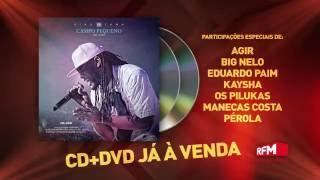 C4 Pedro - CD + DVD Ao Vivo no Campo Pequeno | Já à Venda