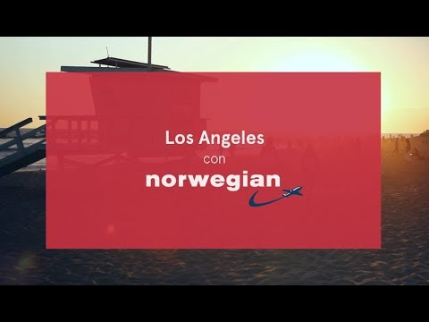 Scopri Los Angeles con Norwegian