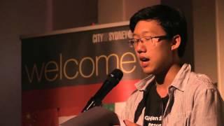 Multilingual Poetry Slam 2015 - Albert Lin