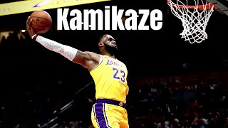 "Lebron James 2019 Lakers Highlights - ""Kamikaze"" Lil Mosey"
