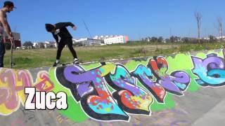 Apresentaçao dos Membros da WolfPack Skateboard