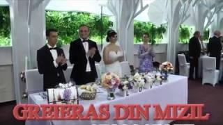 Formatia Greieras din Mizil - Nunta Bucuresti (cover)