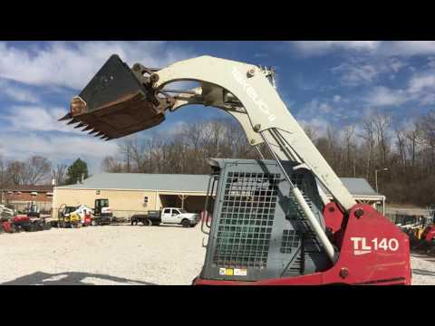For Sale: Used Takeuchi TL140