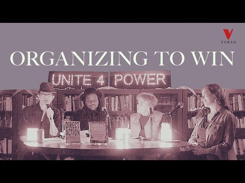 Organizing to Win: Movement-Building and Strategy for Our Time