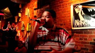 """Someday"" Kourvioisier Live@Sky Blew Show@Jack Sprat Cafe 12-18-2010"