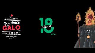 Queima do Galo 2015 - Noite IPCA 18-04-2015