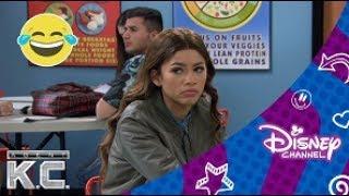 La poisse en amour | L'Agent K.C. | Disney Channel BE