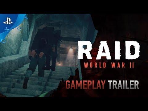 raid spel