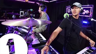 Disciples - On My Mind in the Live Lounge