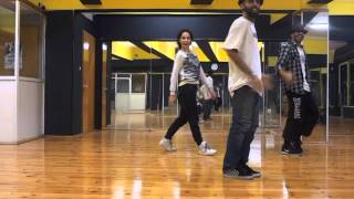 Alice Russell - Citizens - Choreography by George Ntagiantas