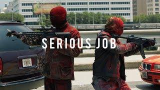 """Serious Job"" - Evil Piano Rap Beat | Free Trap Hip Hop Instrumental Music 2017 | RK #Instrumentals"