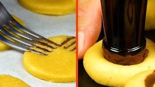 Com estes truques simples você vai impressionar os amantes de biscoitos