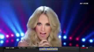 Carrie Underwood - Sunday Night Football Theme [NFL]
