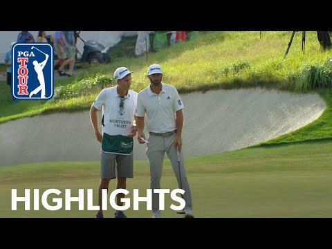 Highlights | Round 2 | THE NORTHERN TRUST 2019