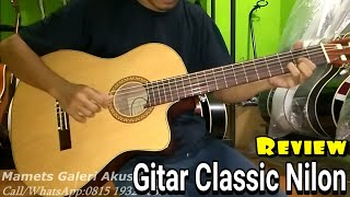 Gitar Classic Nilon Yamaha Custom [REVIEW]