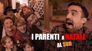 I PARENTI a NATALE  al SUD