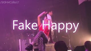 Fake Happy - Paramore | The Olympia Theatre 06.15.17 | MultiCam