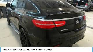 2017 Mercedes-Benz GLE63 AMG 2017 Mercedes-Benz GLE63 AMG S 4MATIC Coupe FOR SALE in Brampton, ON A2