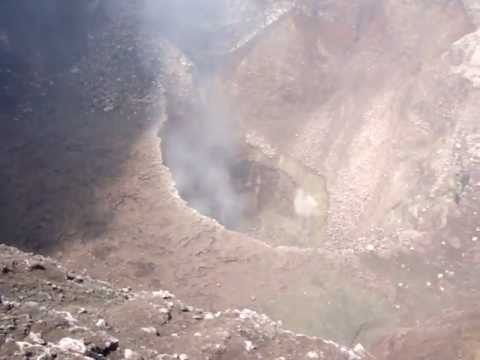 Ale' Ale'  Foundation – Volcan de Masaya