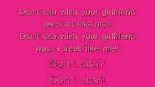 PussyCat Dolls Lyrics - Don't Cha  ♫ ♪