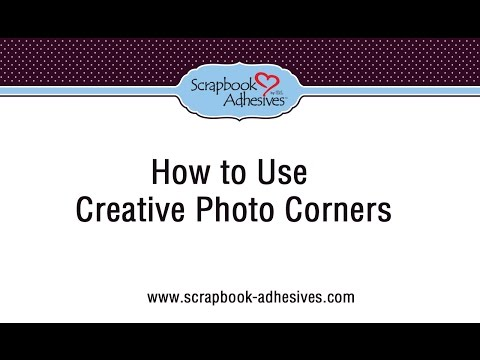How to Use Creative Photo Corners