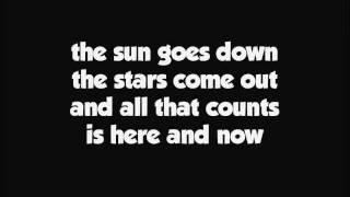 The Wanted - Glad You Came Lyrics