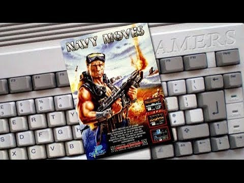 Amigamers Review #27 Navy Moves