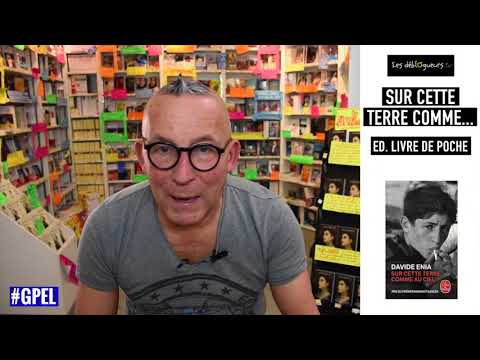 Vidéo de Davide Enia