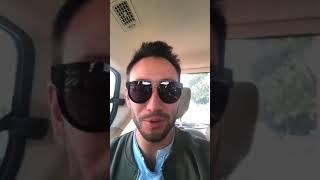 Trasmisión en vivo de Luciano Pereyra 💋💋💕 Yendo a Musimundo 💋💋💋🎵🎵🎵🎤🙌🙌😘📻😘