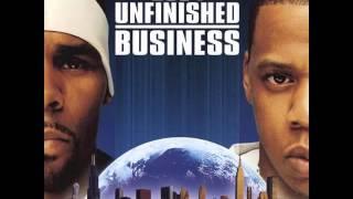 R. Kelly & Jay-Z – Unfinished Business  Billboard 200 nr 1 (nov 13 2004)