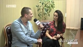 Алисия на записа на дуета с Тони Стораро // FEN TV