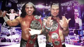 "WWE The Hardy Boyz Theme Song ""Loaded"" 2017 ᴴᴰ"