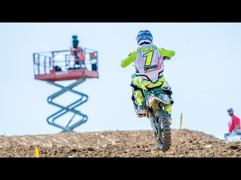 Clocking the Speed it Takes to Clear an Uphill Triple | TransWorld Motocross