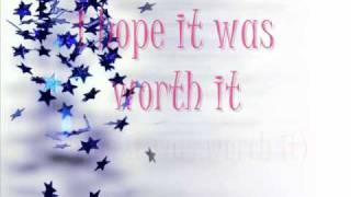 Over Me Now Gloriana Lyrics