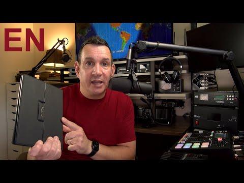 Avita Magnus II review Windows PC for portable ham radio operations