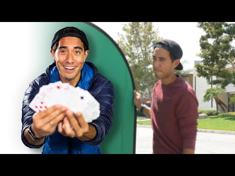 How Zach King pulls off his mind-blowing video magic