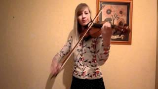Lara plays 'The True Mirror' from Baten Kaitos on violin