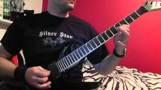 Pirates of The Caribbean Theme - guitar cover by Jarek Bunos [rock version - HD]