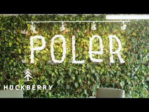 Huckberry x Poler - Behind the Brand