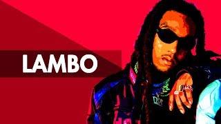 """LAMBO"" Trap Beat Instrumental 2018   Hard Dark Lit Rap Hiphop Freestyle Trap Type Beats   Free DL"