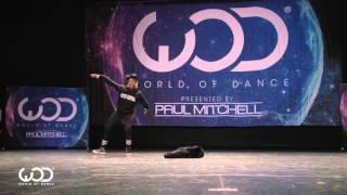 Prissy | Krump Judge Showcase | World of Dance Las Vegas 2015 | #WODVEGAS15